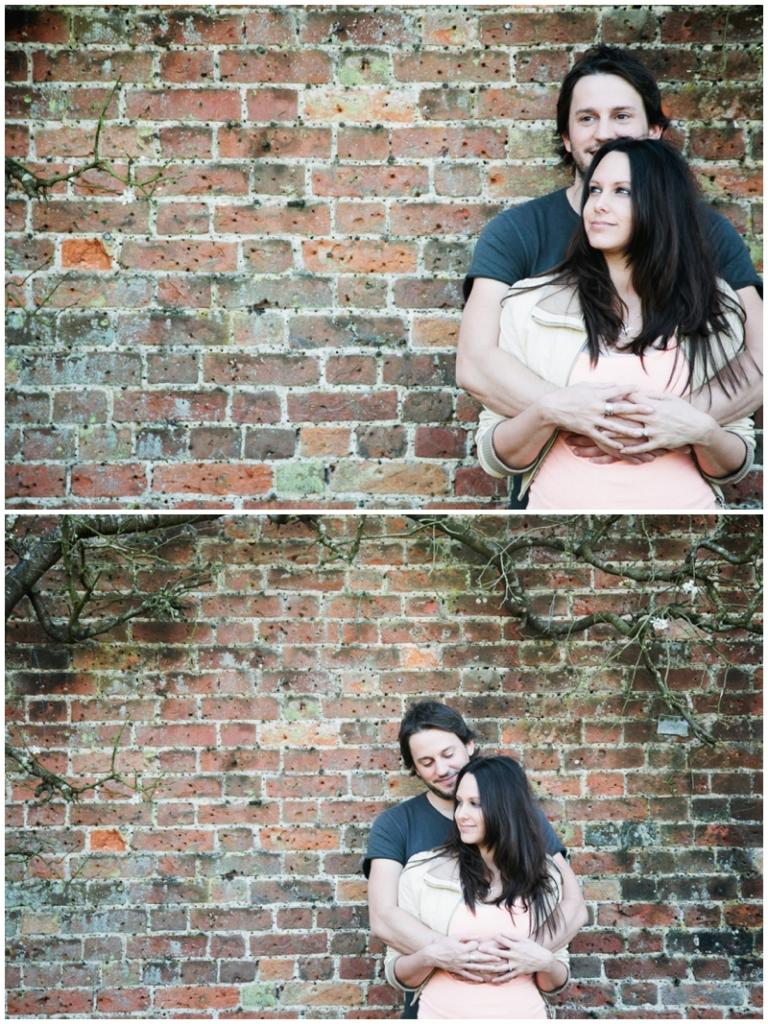 Laura & Jamie  | a love shoot at Blenheim Palace
