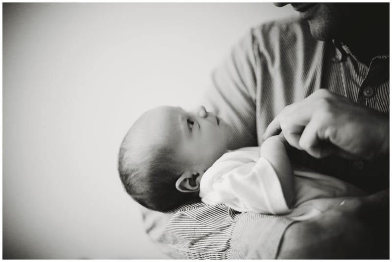 Nathaniel Zachary  | newborn, a lifestyle shoot