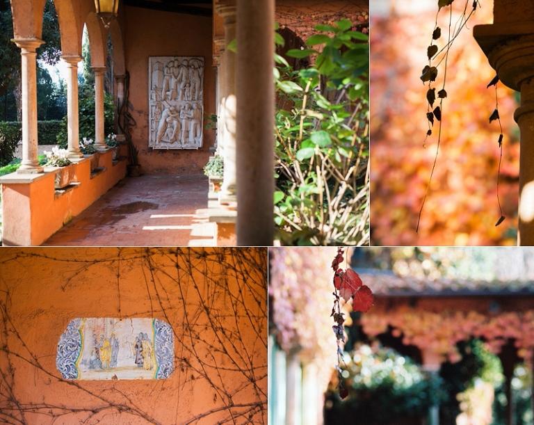 Jacqueline & Trebor | Italy Wedding Photography | Villa Bertolami, Rome