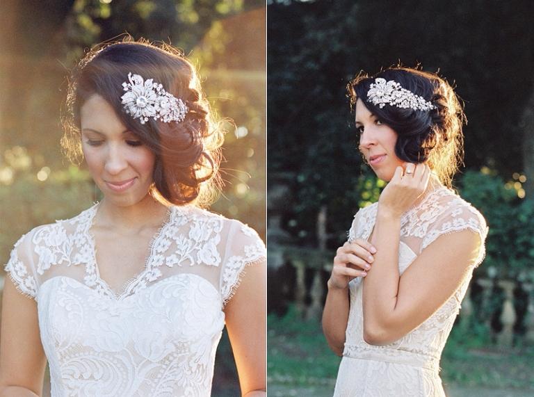 Bridal Shoot  |  Frascati, Italy
