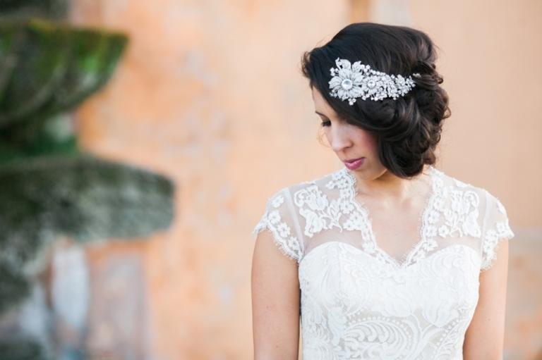 bridal shoot Italy