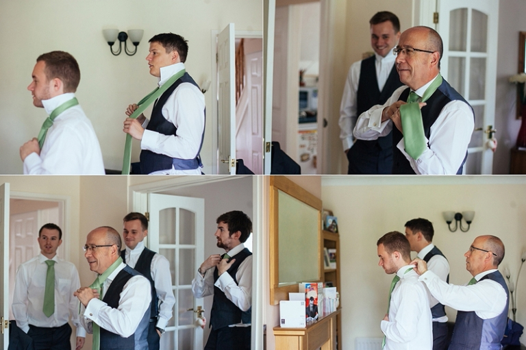 Kay & Michael  | a wedding at Alexandra House Hotel