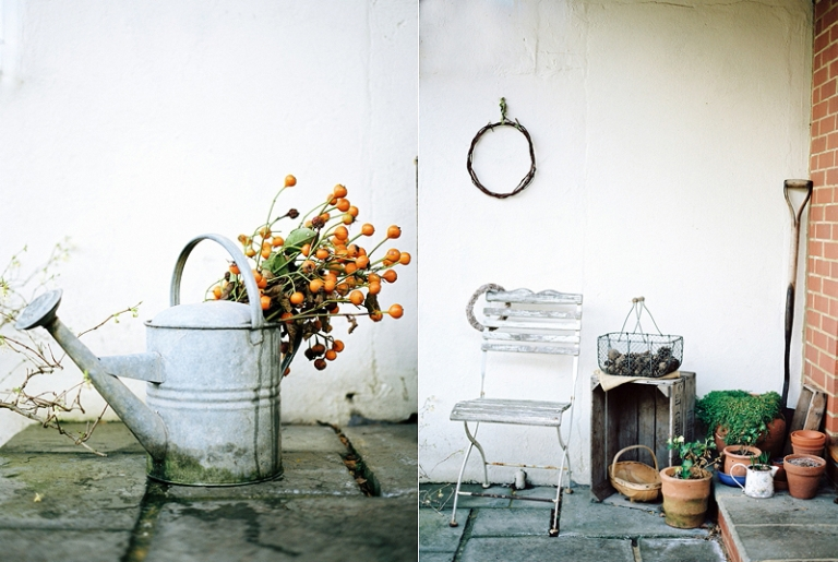 in the garden | film