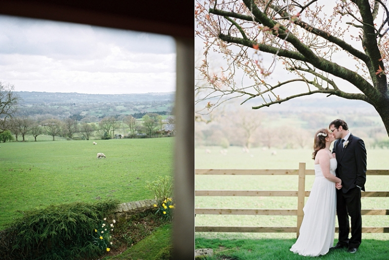 Shireburn Arms wedding photography| Sara & Marc | fine art film