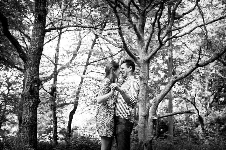Fine Art Engagement photography | Lisa & Gareth