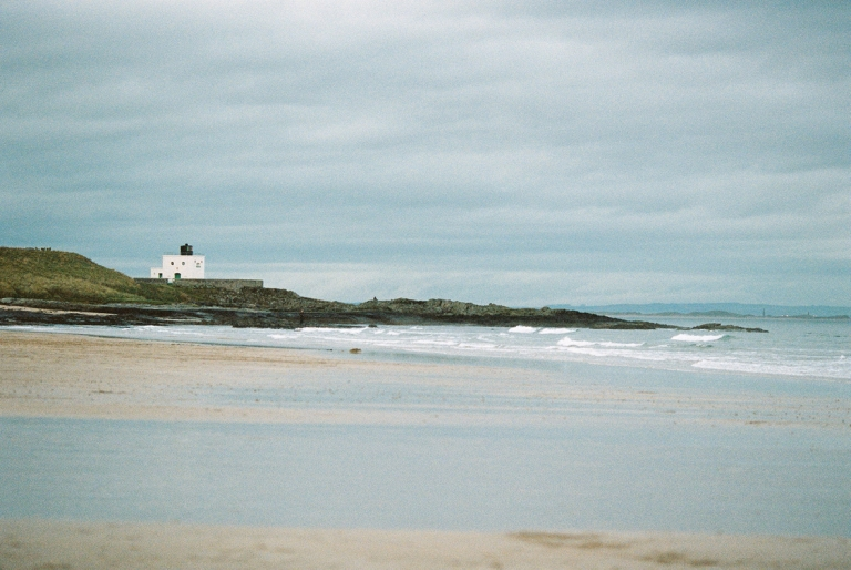 Northumberland film photography