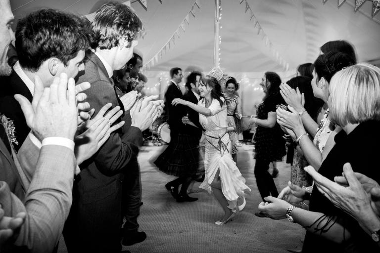 ceilidh Kikby Lonsdale wedding photographer