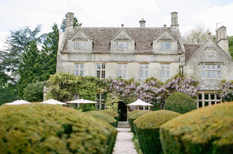 Barnsley House wedding photography