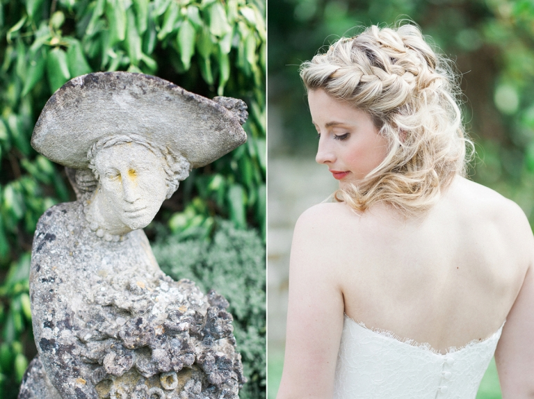 Barnsley House wedding photographer | a styled shoot | collection two | film
