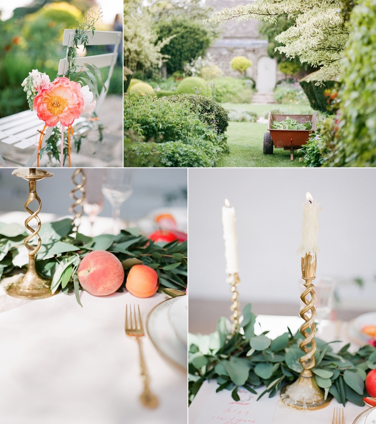 Cotswolds wedding photography | a styled shoot | collection three | film