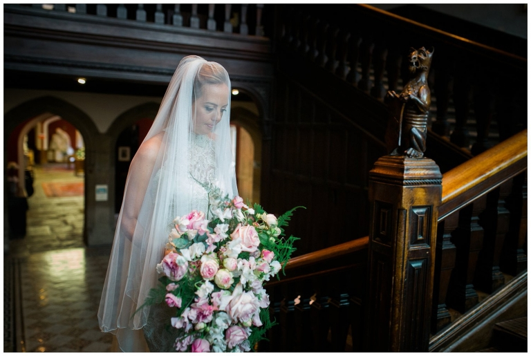 Stonyhurst college wedding | Faye & Iain | a preview