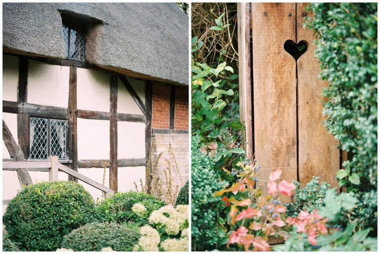 Anne Hathaway's Cottage Shakespeare