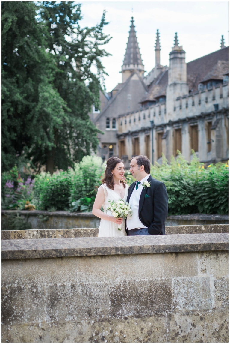 Magdalen College Oxford wedding | Siobhan & Oliver | a preview