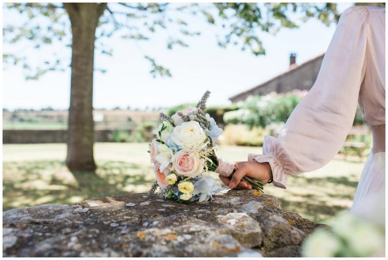 CHATEAU DE PENNAUTIER WEDDING | CARCASSONE, FRANCE | STELLA & JON | A PREVIEW
