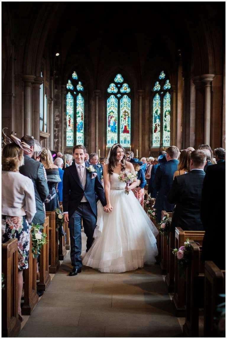 Yorkshire Garden Wedding | Gina & Mark | a Preview