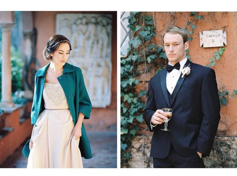 fine art wedding photography Italy