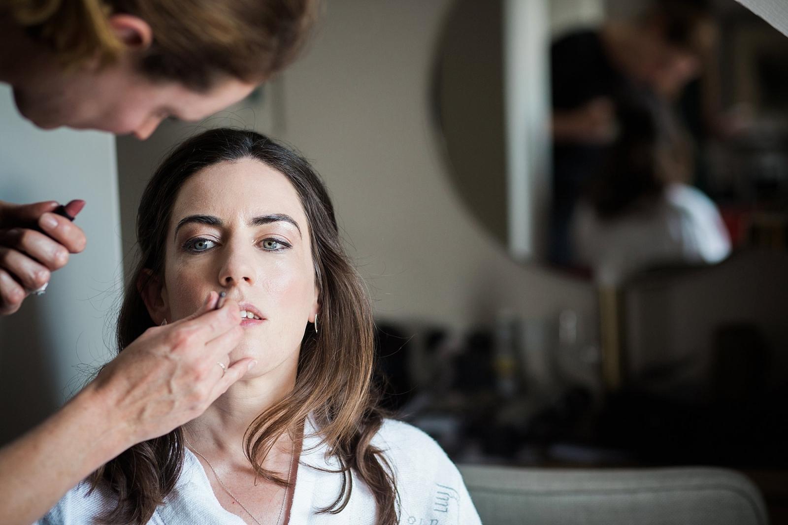 bride lipstick