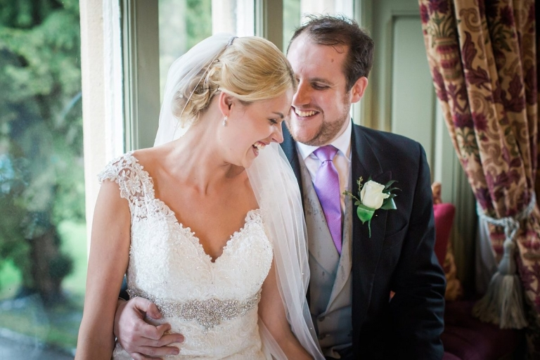 Mitton Hall wedding | Laura & Liam | a preview