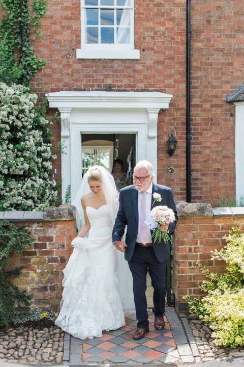 garden marquee wedding | Emma & Andrew | a preview