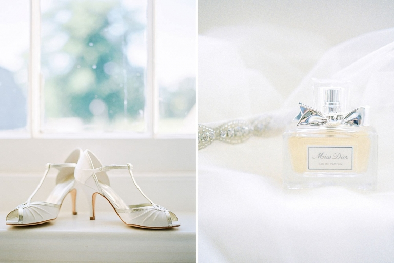 wedding photography at Dorney Court