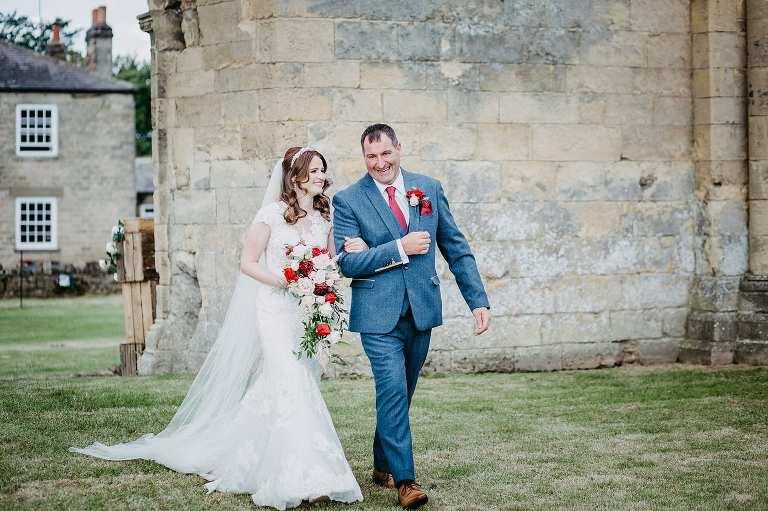 , Byland Abbey wedding |sneak peek | Nina & Christian