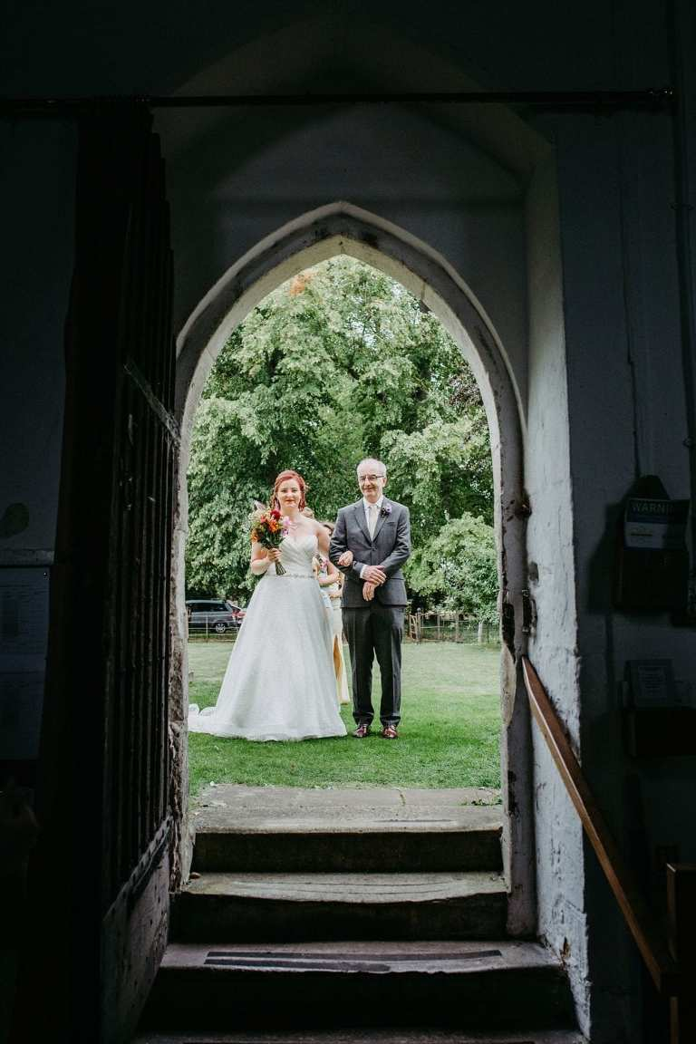 Becky & Steve | Edworth Manor Barn | a preview